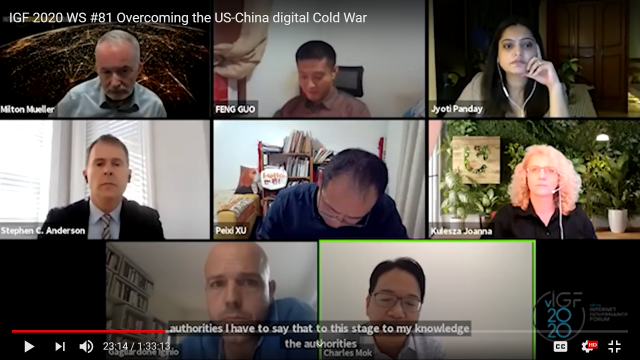 Overcoming the US China Digital Cold War