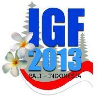 IGF 2013 Logo